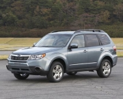 SUBARU OF AMERICA, INC. 2009 FORESTER