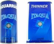 Thinner, Aguarrás ou Querosene (1)