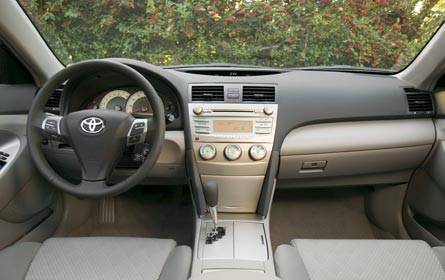Toyota Camry on 2007 Toyota Camry Le