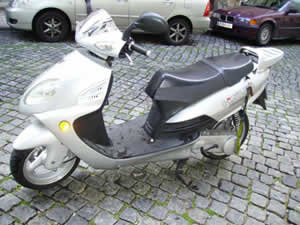 Motos Scooter