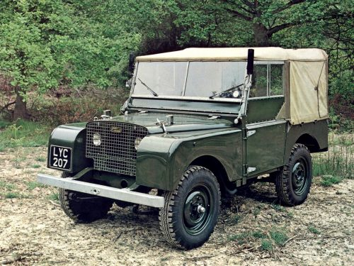 Land Rover Series 1948