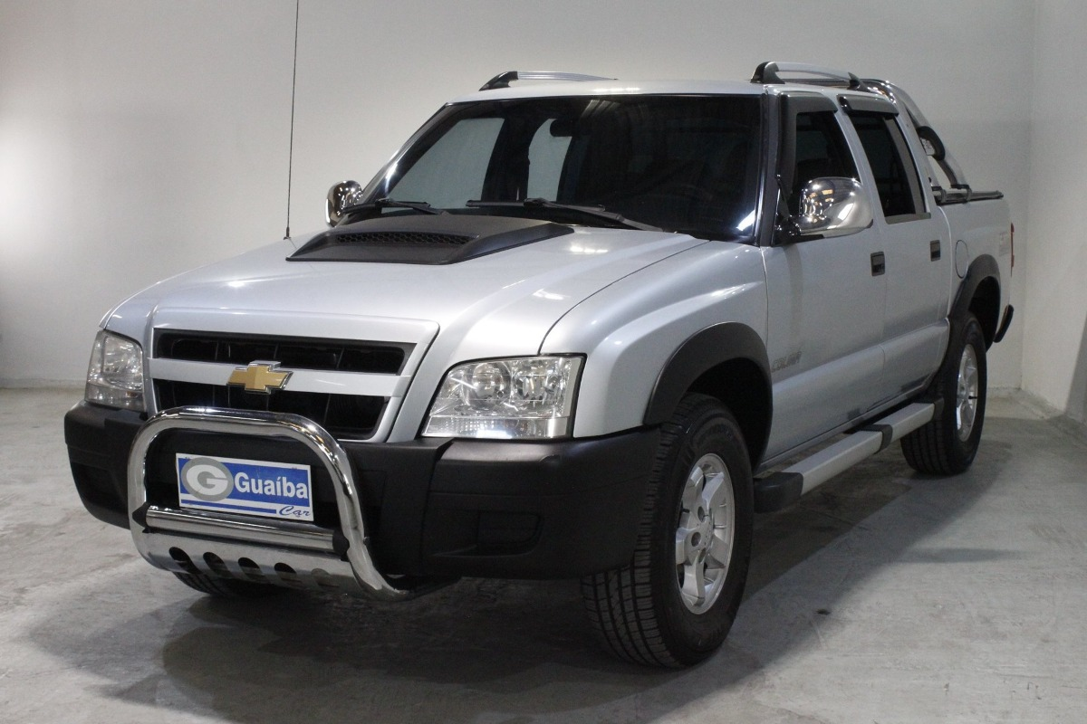 Chevrolet S10 2.8 COLINA 4X4 CD 12V TURBO