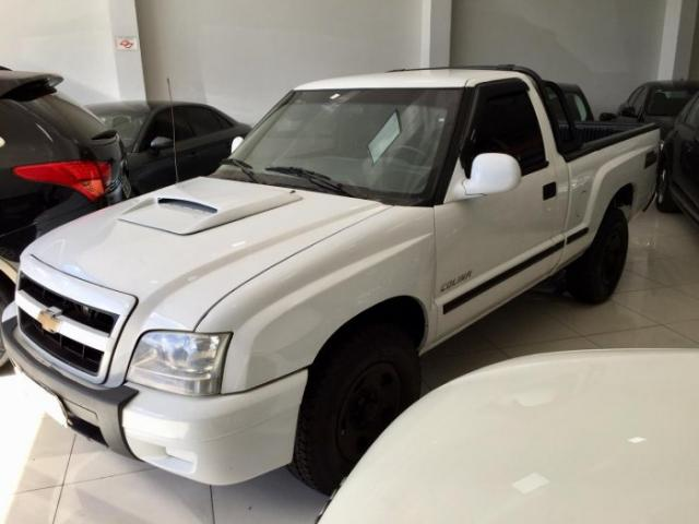 Chevrolet S10 2.8 Colina Cab. Simples 4x4 2p