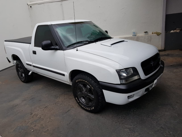 Chevrolet S10 S10 COLINA D 4X4