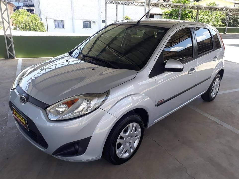 Ford Fiesta Hatch 1.0 (Flex) 2012