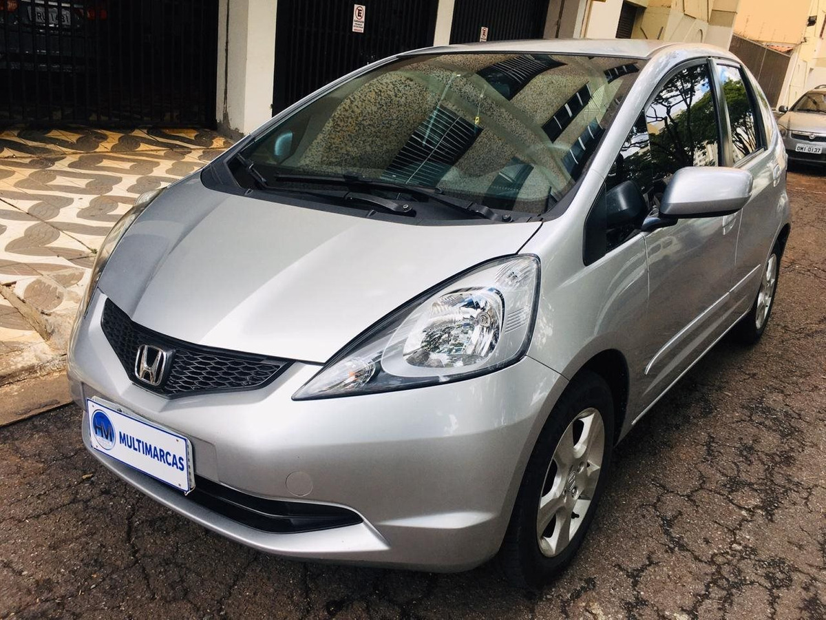 Honda Fit 1.4 Lx 8v Flex 4p
