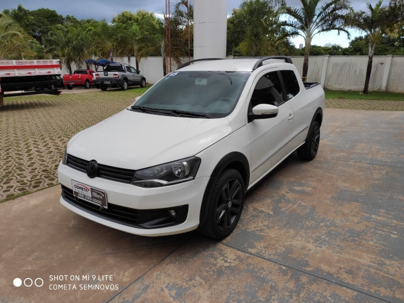 VW Saveiro 1.6 Mi 2015