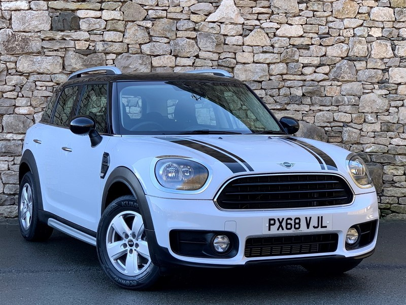 MINI Cooper e Countryman 1.5